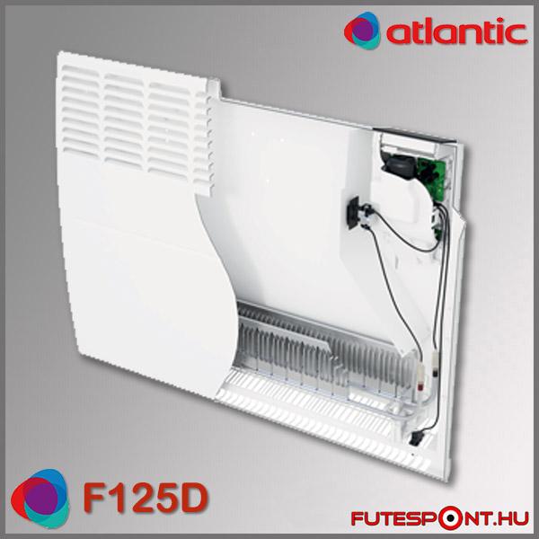elektromos konvektor, atlantic f125D
